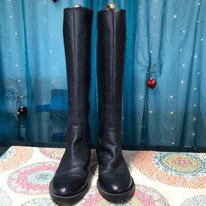 Enzo Angiolini Leather Boots (8.5M)